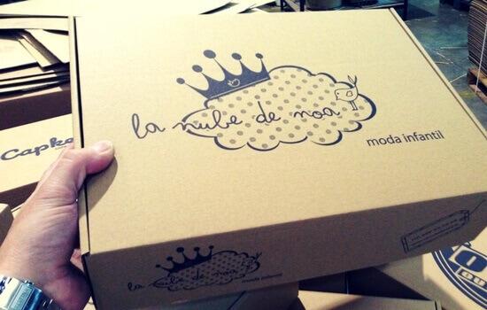 cajas para tiiendas online de ropa