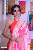 Alankrita new actress in Red Deep Neck Gown Stunning Pics ~  Exclusive Galleries 002.jpg