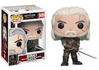 Funko Pop! Geralt