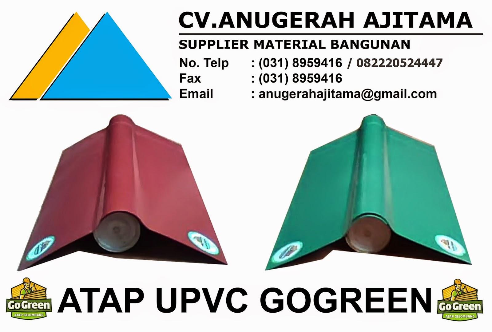 Ingin Keluarga Anda Sehat Ganti Atap Rumahmu Dengan Atap Gogreen Cv Anugerah Ajitama Seng plastik go green