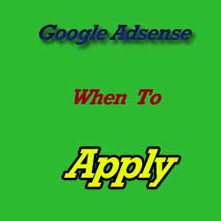 Google Adsense, Apply for Google Adsense, Indian Bloggers