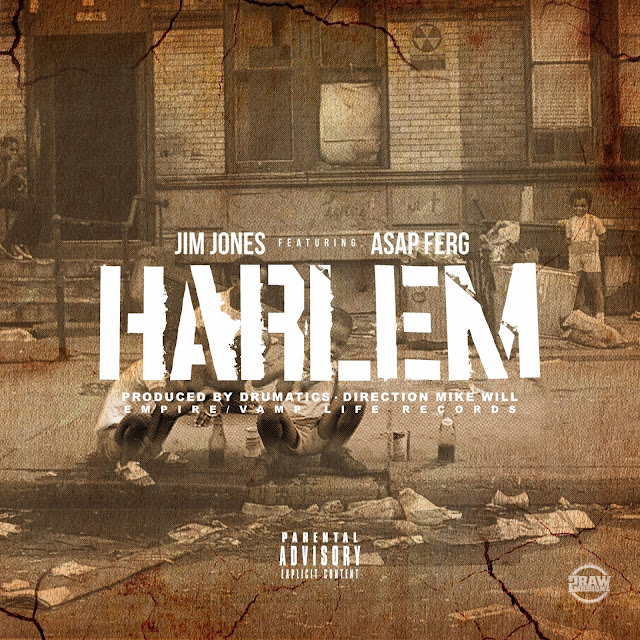 Jim Jones - Harlem (feat. ASAP Ferg)