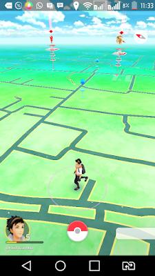 Cara Mudah Battle di Game Pokemon GO