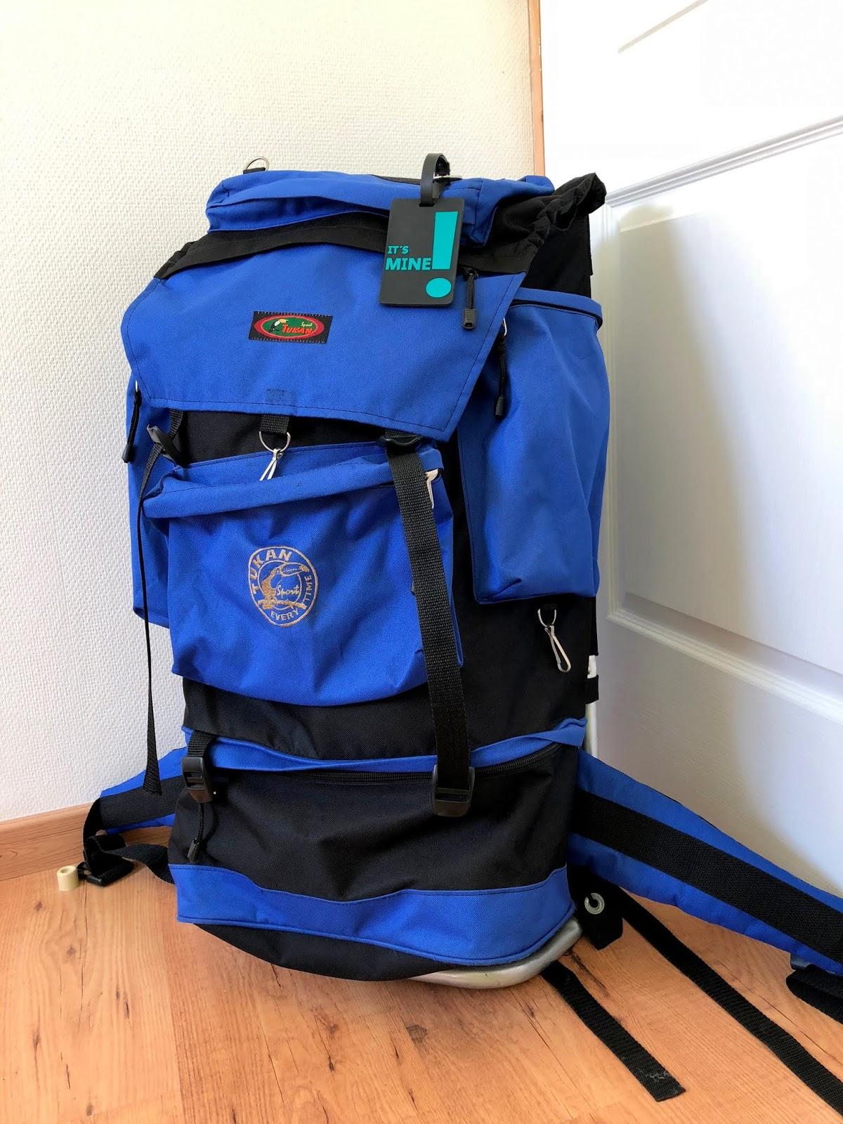 plecak podróżniczy