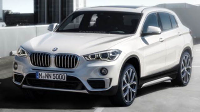 2018 BMW X2 Price Rumors
