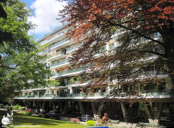 Bruxelles - Résidence Eden Green  Architecte:  Construction: