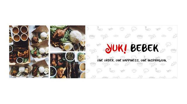 yuk bebek, authentic indonesian recipe, makanan indonesia, makanan original indonesia, delivery makanan indonesia
