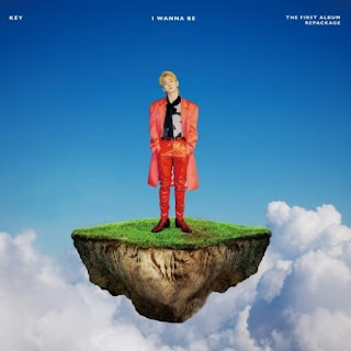 SHINEE : KEY - I Wanna Be Albümü