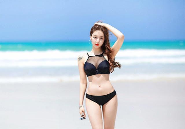 Hot girls Sexy korean ladies with waist 50cm 9