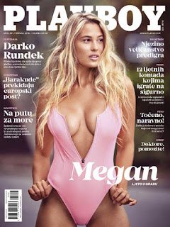Playboy Croacia – Julio 2018 (Uncensored) PDF Digital