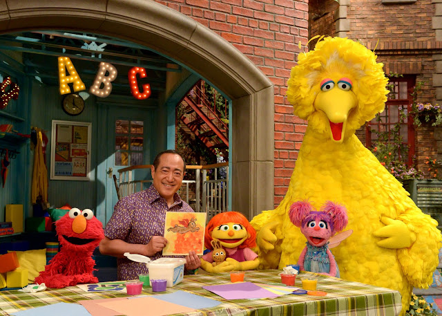 Sesame Place Variety Day, Autism Awareness