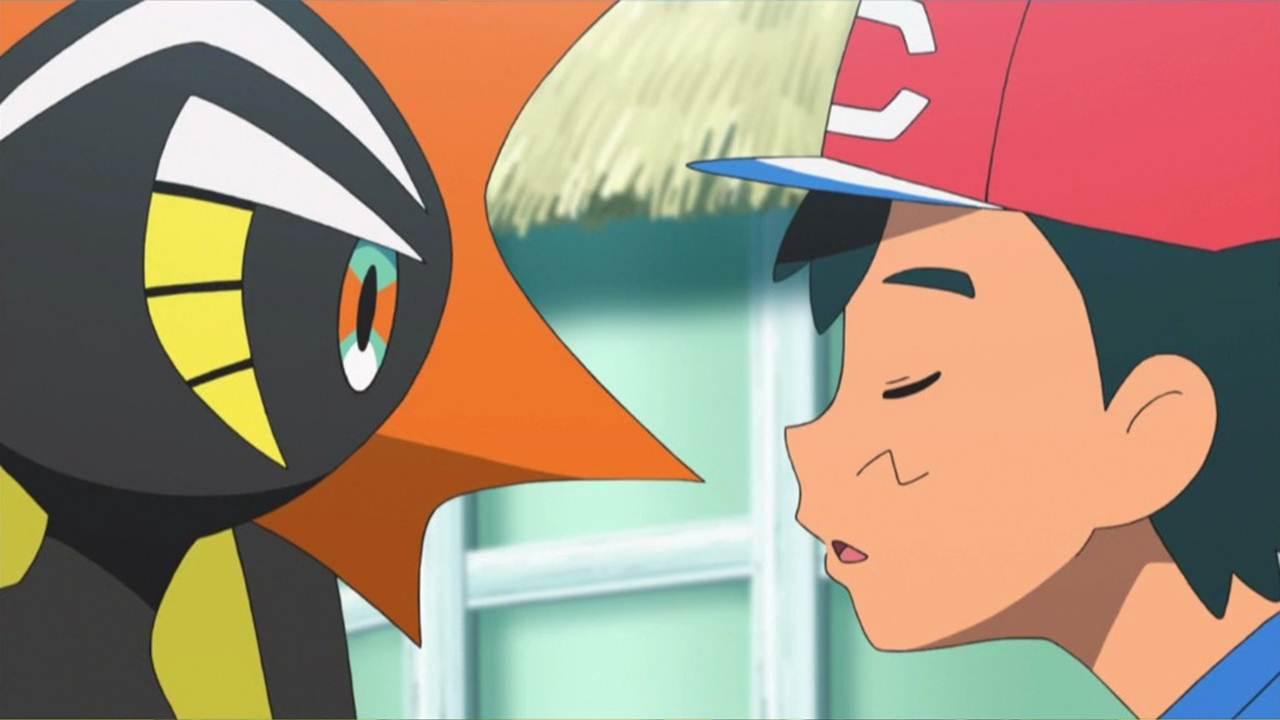 Pokemon Sol y Luna cap 2 Sub Español