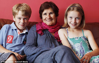 Image: My children are my joy and my salvation says 68-year old IVF mother of twins