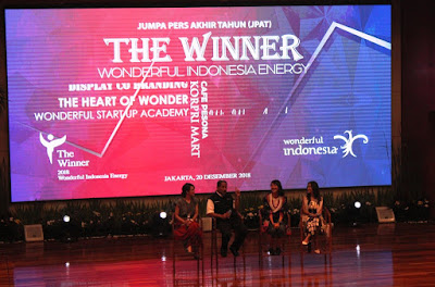 "launching kompetisi foto & cerita ""the heart of wonder"""