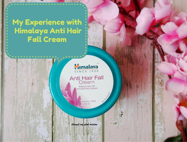 Himalaya Anti-Hair fall Cream : Review