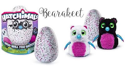 Bearakeet HatchiMals эксклюзив магазина Target