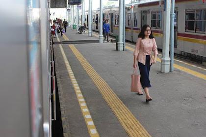 Cara Menuju Tangerang Dari Bekasi Dengan Commuter Line / KRL Jabodetabek