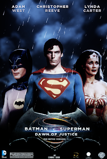 Alternate Version of Batman, Superman, and Wonder Woman