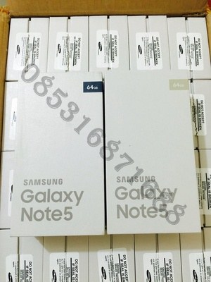 JUAL SAMSUNG GALAXY NOTE 5 MURAH ORIGINAL