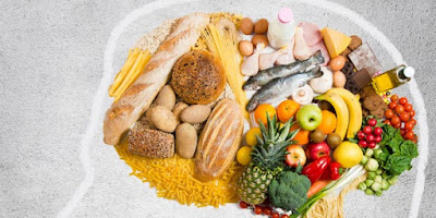 Sigue la dieta DASH