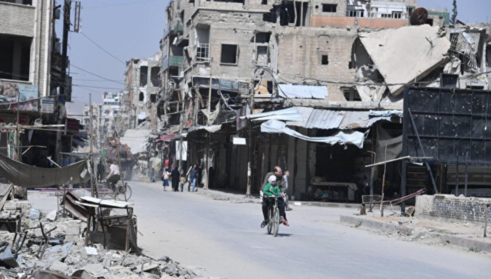 Pada 2017 Trump perintahkan menghancurkan Assad namun tak dijalankan Menhannya