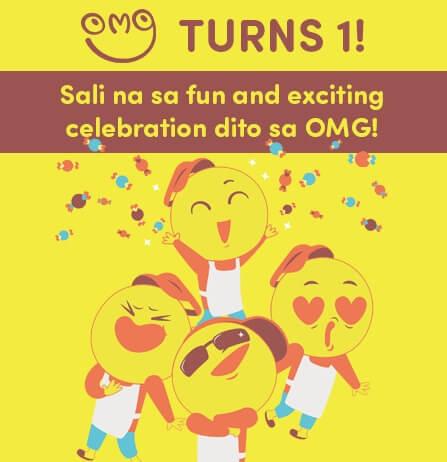 OMG Gadget Shop Celebrates 1st Anniversary through Special Promos!
