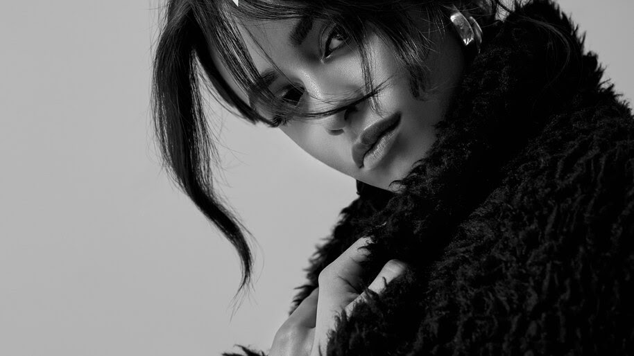 Camila Cabello, Monochrome, 4K, #4.2514