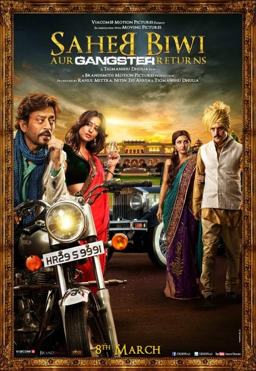 Saheb Biwi Aur Gangster download 720p