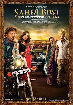 Saheb Biwi Aur Gangster Returns 2013 Hindi BRRip 480p 400mb