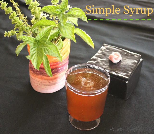 images for Simple Syrup Recipe / How to Make Simple Syrup / Simple Syrup For Beverages