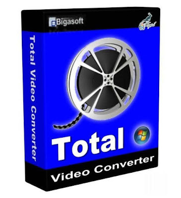BIGASOFT TOTAL VIDEO CONVERTER 3.7.6.4626 with LICENCE