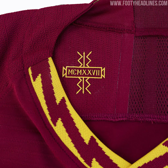 Nike AS Roma 19-20 Home Kit Released - Footy Headlines