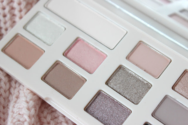 Too Faced Chocolate Chip palette, eyeshadow palette, makeup review