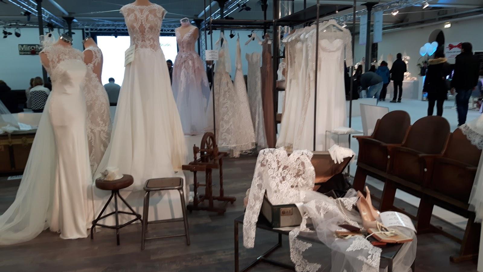 Il blog di pierina gallina fiera sposi a udine 13 14 15 for Fiera udine 2017