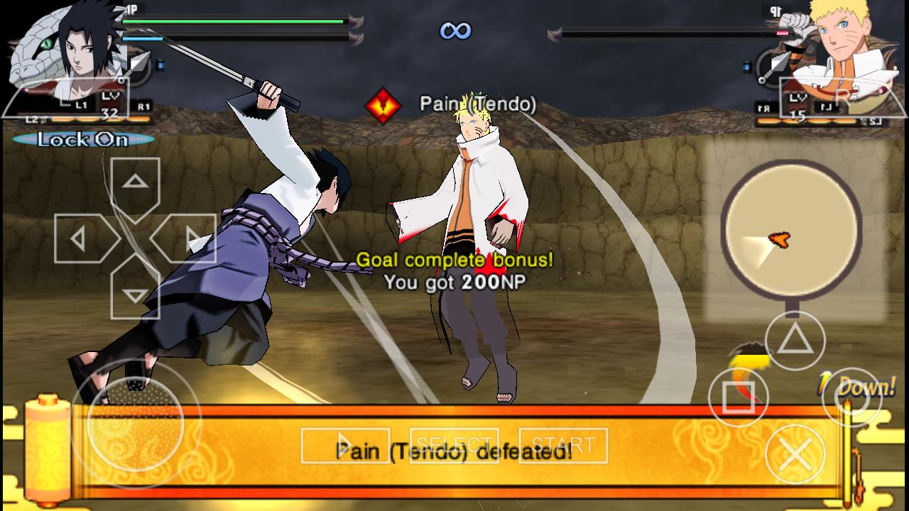 Jeu Gratuit Naruto Shippuden Ultimate Ninja Storm 4 MOD PPSSPP pour le dernier Android Selasa, 11 September 2018 Edit Si Naruto omongin sûrement tout le monde sait, parce qu'en Indonésie beaucoup à aimer, de la bande dessinée, la lecture d'un film à la télévision tous les jours, ou jeux naruto.