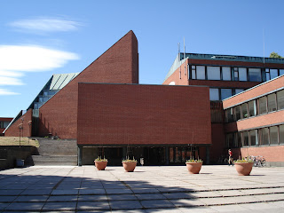 escuela politecnica Otaniemi (Alvar Aalto;Otaniemi; 1955)