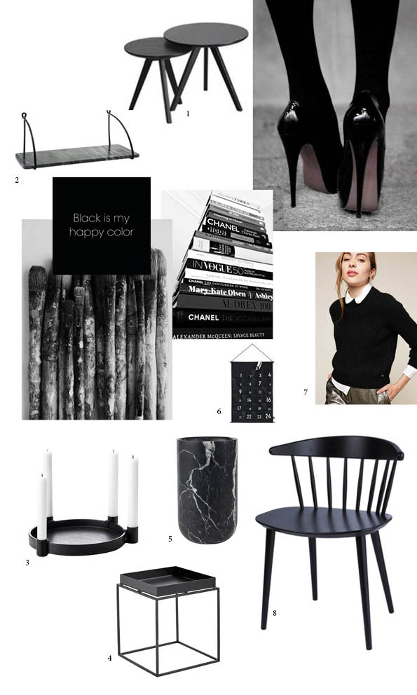 black is my happy color black friday shopping tipps s t i l r e i c h blog. Black Bedroom Furniture Sets. Home Design Ideas