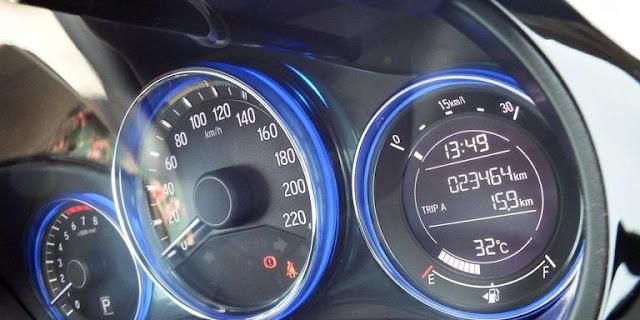 Nhiệt độ xe hơi