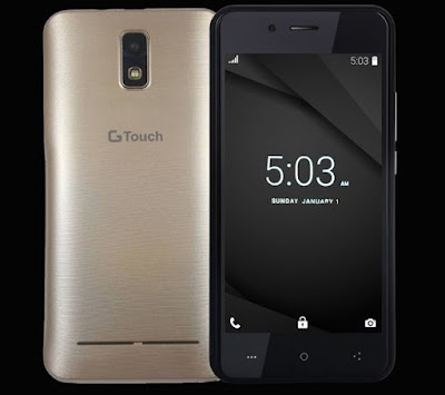 G TOUCH G3 Flash File SPD7731 Official Flash Firmware 6.0 Without Password