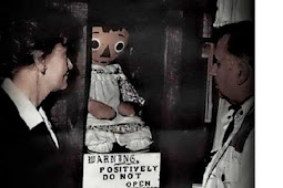 6 Benda Berhantu, Boneka Annabelle Paling Terkenal