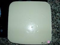 Cheesecake listo y desmoldado