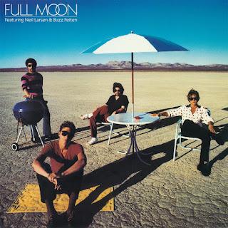 Larsen-Feiten Band - 1982 - Full Moon