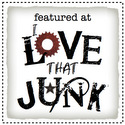 Featured at I Love That Junk button 125 pixels