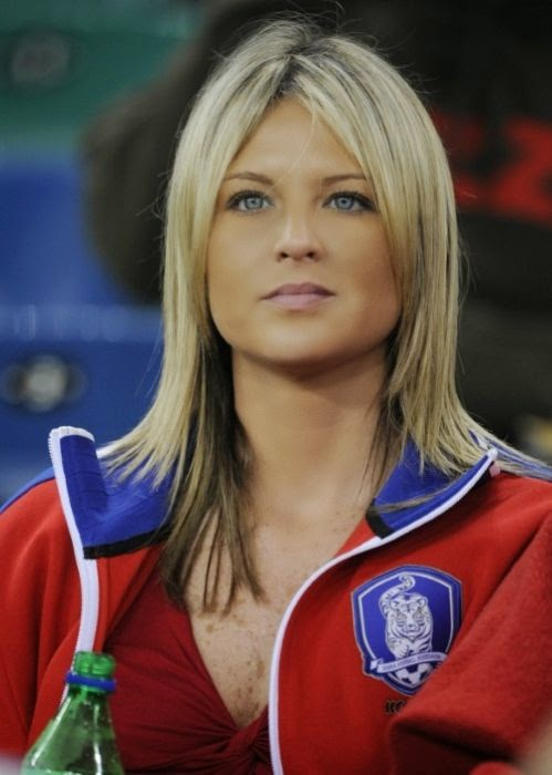 Hottest Female Fans Spotted at the 2014 FIFA World Cup