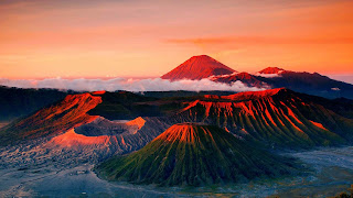 Mount Bromo Sunset Tour from Surabaya, Malang, Banyuwangi