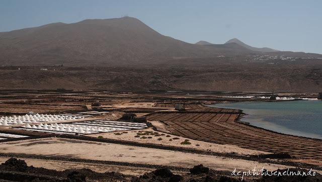 Salinas de Janubio Lanzarote