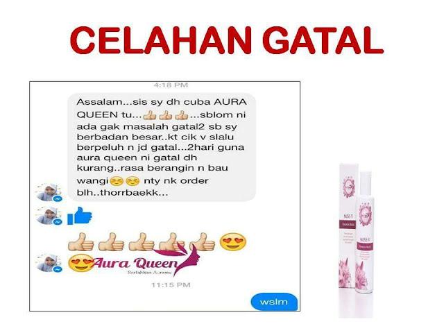 Feminine Wash Aura Queen , Feminin Wash Aura Queen , Pencuci Alat Sulit Wanita , Testimoni Aura Queen