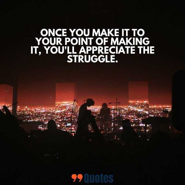 quotes on struggles