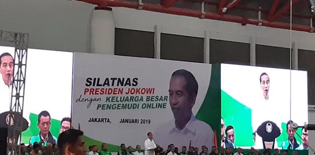 Jokowi Bisa Marah Kalau Pengemudi Online Diremehkan