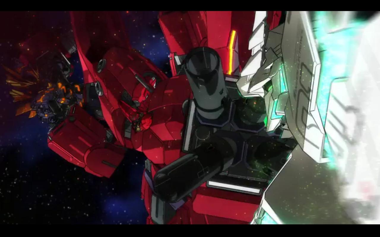Love, Gundam Style | FanFiction - Gundam uc 6 ending a